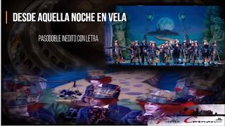 """🔴Pasodoble Inedito🔥 """"Desde aquella noche"""" con LETRA. Comparsa de Antonio Martín 🔥 """"Las Locuras de Martin Burton"""""""