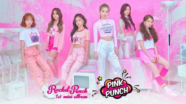 Lets check Rocket Punch's Official Debut