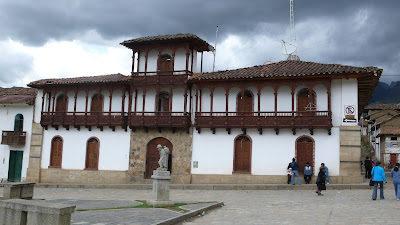 Chacas, Δημαρχείο