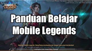 Panduan Belajar Mobile Legends
