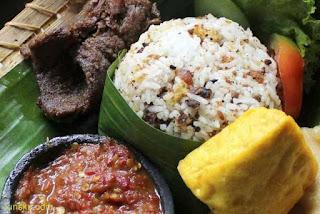 Wisata Kuliner Warung Nasi Tutug