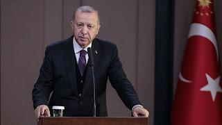 """أردوغان: قررنا عقد القمة الرباعية """"حول سوريا"""" في إسطنبول"""