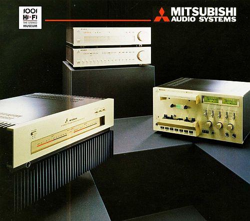MITSUBISHI micro hifi
