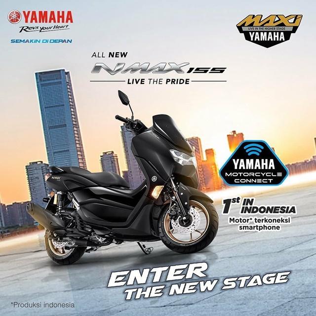 NMAX 155 2020-IGyamaha