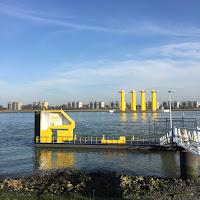 geocaching rozenburg scheepvaart rotterdamse haven