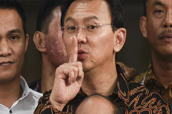 Ahok Mengatakan Gimana Mau Jadi Wapres, Mau Jadi Gubernur Saja Susah