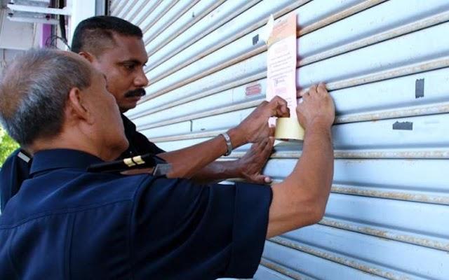 RM9.9 Juta Cukai Pintu Tak Dibayar, MBKT Beri Amaran Sita 2,993 Bangunan