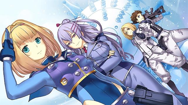 6 Anime yang Mirip Heavy Object