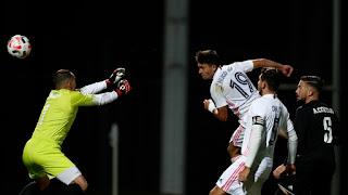 Nos dejamos dos puntos. Real Madrid Castilla 2-2 Dux Internacional de Madrid.