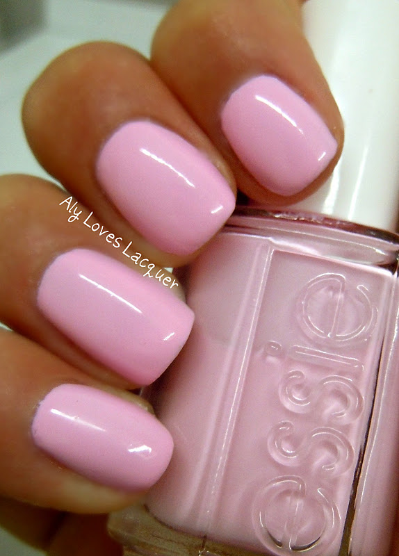 Good Morning Beautiful In Polish : Essie raise awareness aly loves lacquer