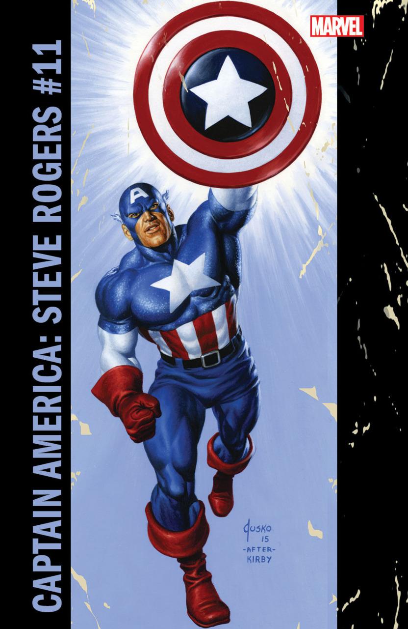 COMIC BOOK FAN AND LOVER: STEVE ROGERS: CAPITÁN AMÉRICA # 11 ...
