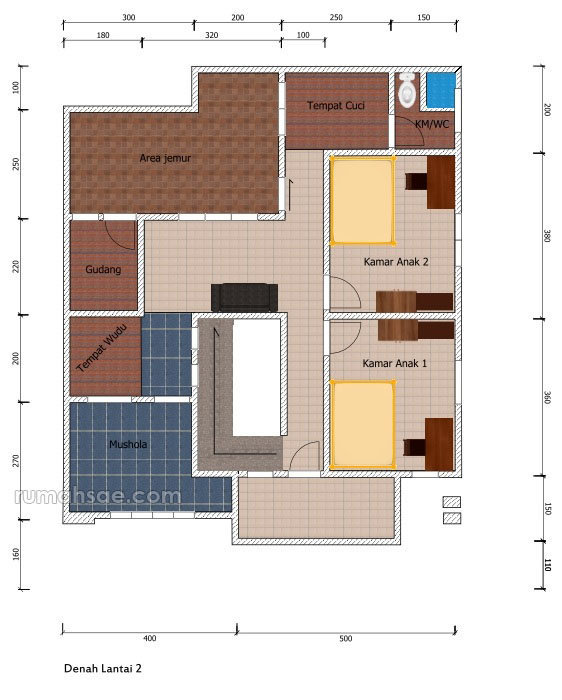 Model Rumah 10 X 12 Model Rumah Terbaru Model Rumah Terbaru
