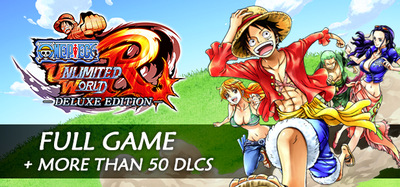 One Piece Unlimited World Red Deluxe Edition MULTi7 Repack By FitGirl
