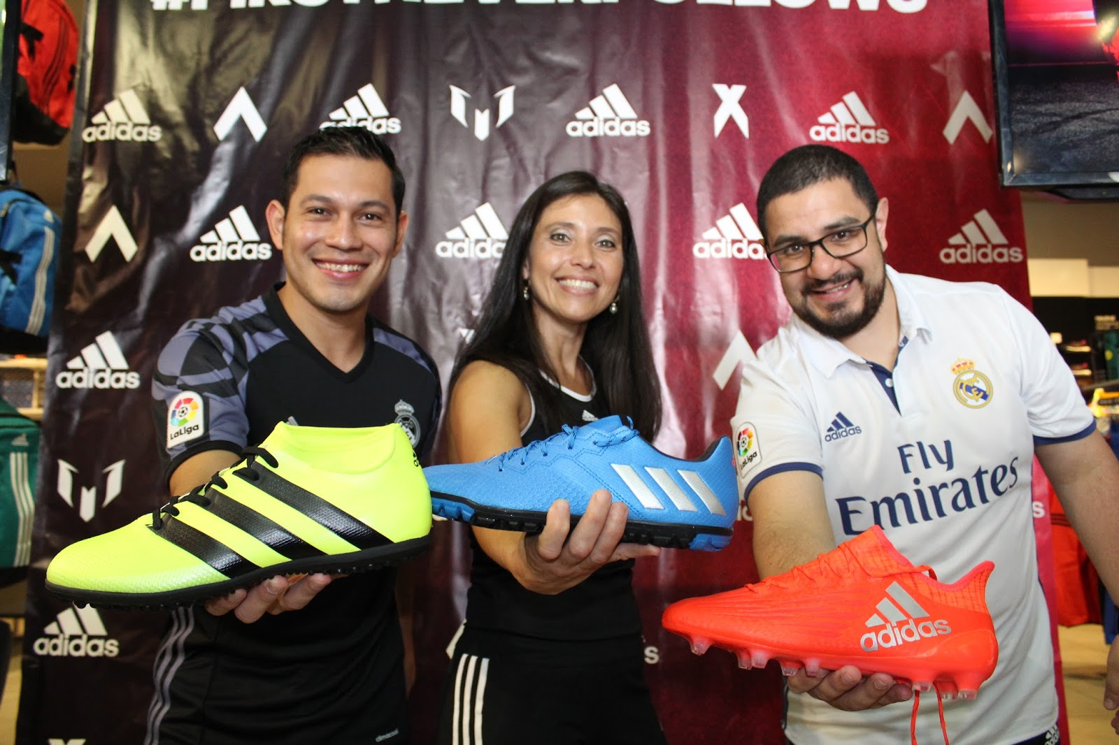 Adidas Football lanza los nuevos botines Speed of Light para la ... 923b72ecbb536