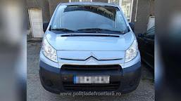 Autoturism căutat de autoritățile din Belgia, depistat la P.T.F. Calafat