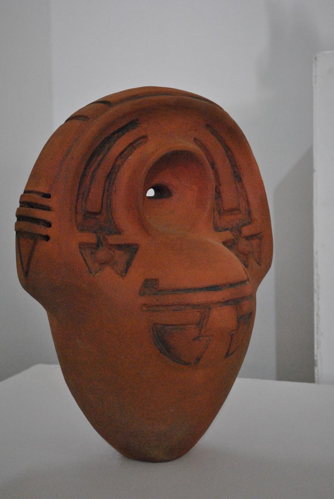 MI VISION PERSONAL DE LA CERMICA EN URUGUAY El ceramista