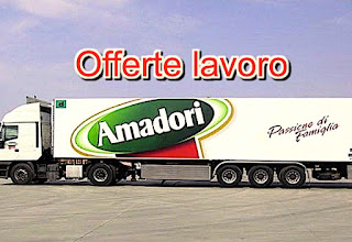 Offerte lavoro Amadori - adessolavoro.com