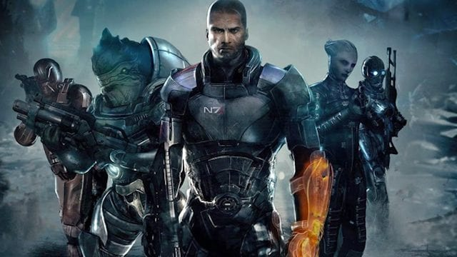 Mass Effect 5' Has Appointed Multiple BioWare Veterans For Its Development