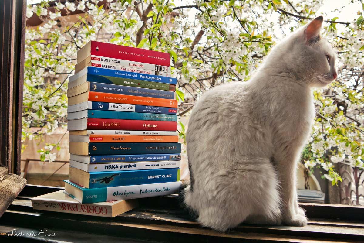recomandări cărți pisică