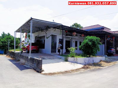 Rumah Dijual di Kota Pangkalpinang,  Lengkap Garasi Luas, Lokasi Strategis, Kurniawan 081.932.057.899