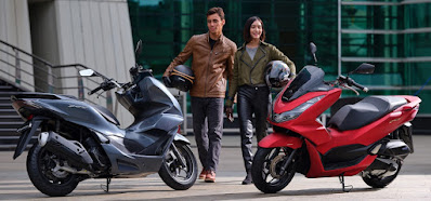 All New Honda PCX (PCX160)