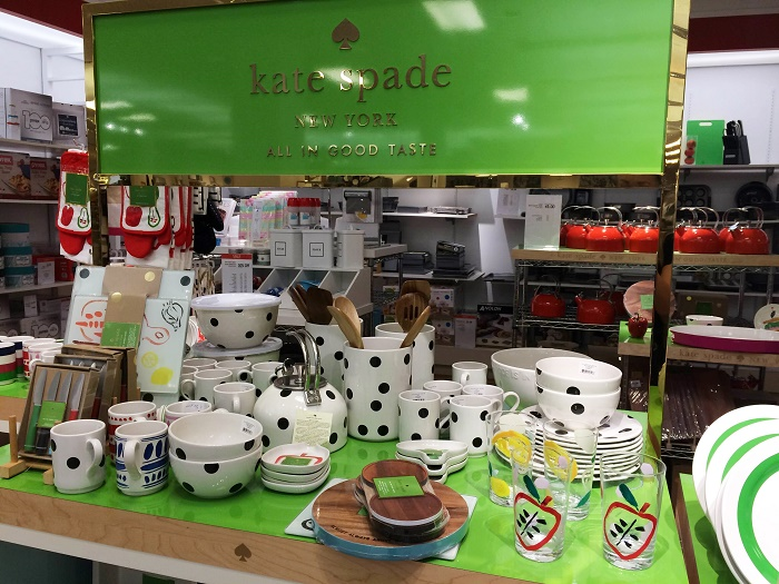 Kate Spade Kitchen Designer Seattle New York Items At Macy S It Has Grown On Me Even Though I Love Didn T Know That They Are Not Only Selling Bags Clothing And Accessories But Also Goods