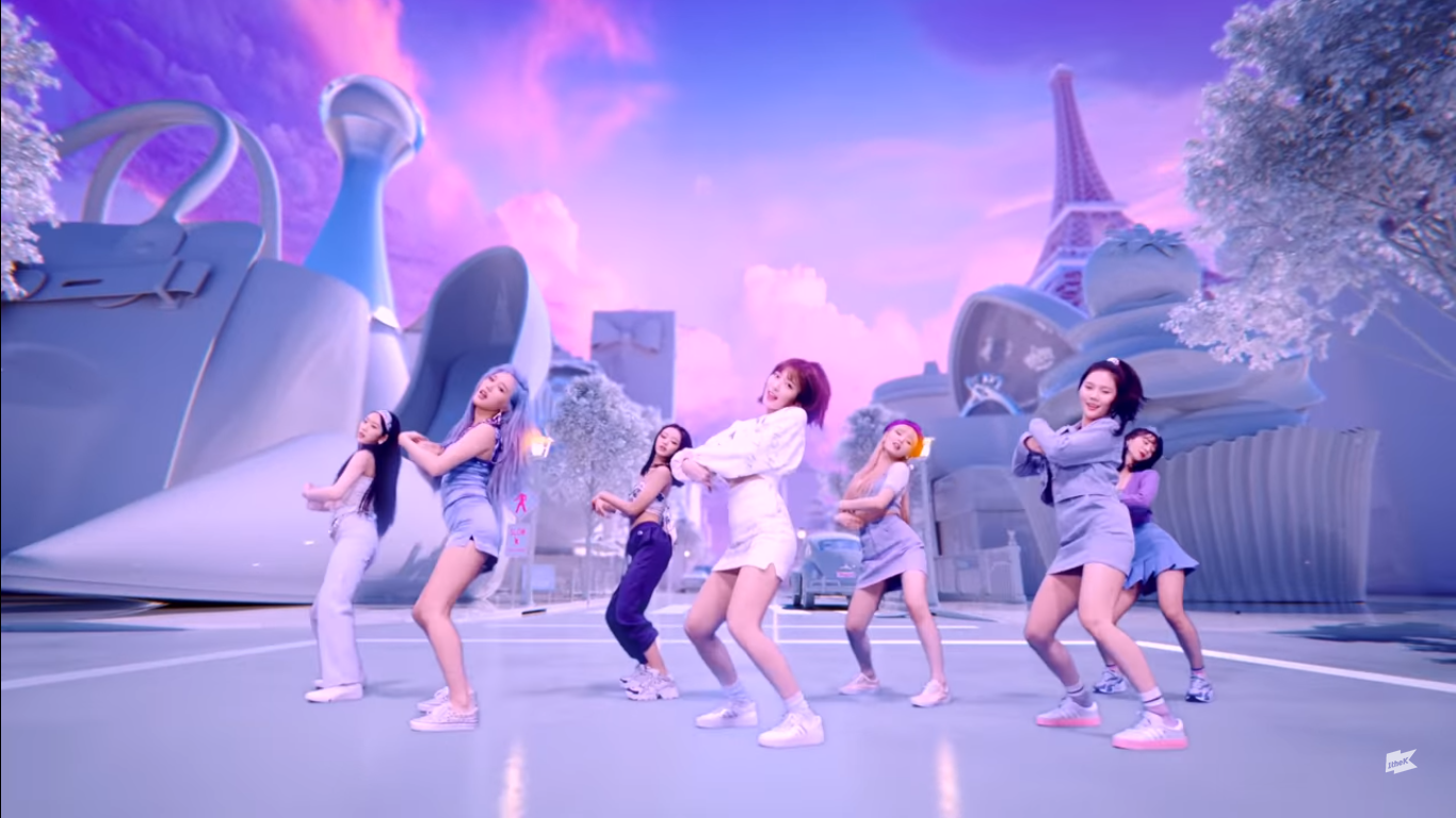 Oh My Girl Presents Catchy and Energetic Music on 'NONSTOP' MV