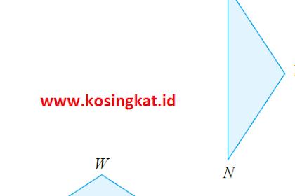 Kunci Jawaban Matematika Kelas 9 Halaman 169 - 172 Latihan 3.3
