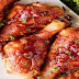Honey Garlic Barbecue Chicken Drumsticks Recipe