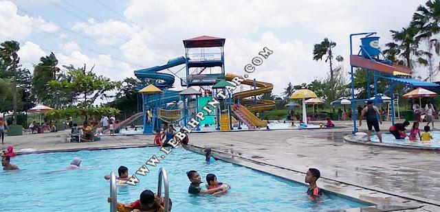 Alamat lengkap harga jam buka kolam renang Water Splash Darmawangsa Tambun Bekasi
