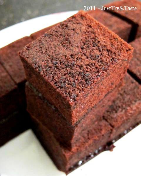 Resep Cake Coklat Kukus Lapis Selai Strawberry Just Try Taste