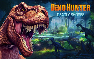 Download DINO HUNTER: DEADLY SHORES v1.3.4 Mod Apk (Unlimited Money) Terbaru