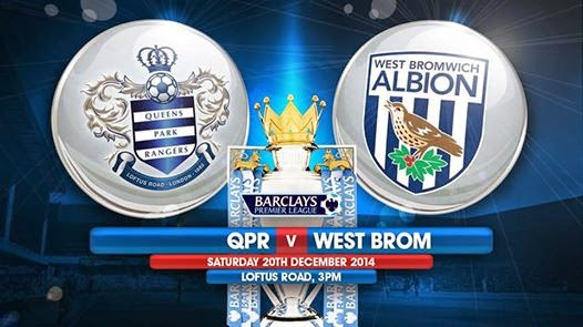 QPR Vs West Brom