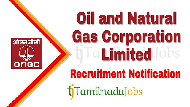 ONGC Recruitment notification of 2020 - for Apprentice - 4182 post