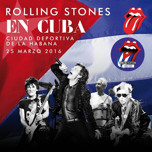 World Of Bootlegs Bootleg Rolling Stones Bernabeu - Year of Clean Water