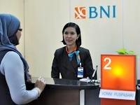 PT Bank Negara Indonesia (Persero) Tbk - Penerimaan Untuk S1, S2 Officer Development Program BNI July 2019