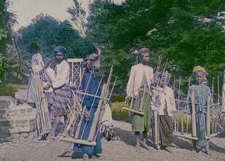 Mitos Bambu di Asia