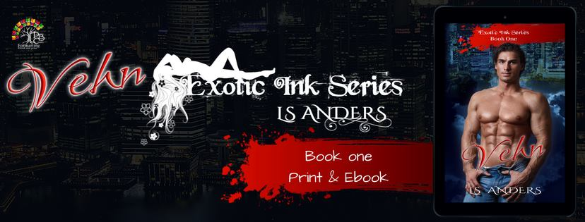 Exotic Ink Series by LS Anders