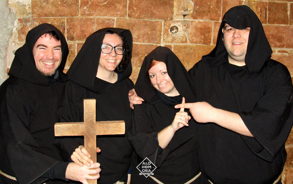 Alohomora Room Escapers Salida: Komnata-Sant'Angelo