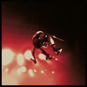 """La copertina di """"Playlist Live"""", il nuovo disco di Salmo che raccoglie le performance live del rapper più due inediti."""