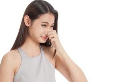 Cara Menghilangkan Keringat Bau Pada Tubuh