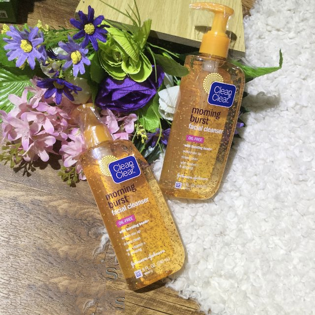 review đánh gia Sữa rửa mặt Clear And Clear Morning Burst