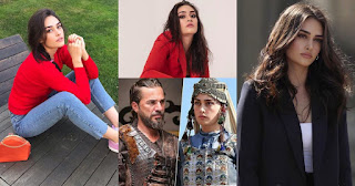 Actress Halime Sultan from Serial Ertugrul Ghazi - [Pictorial]