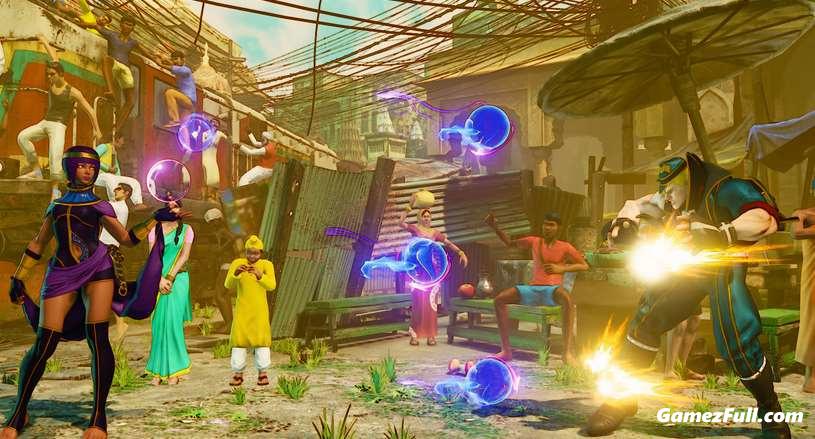 Street Fighter V Arcade Edition PC Full Español