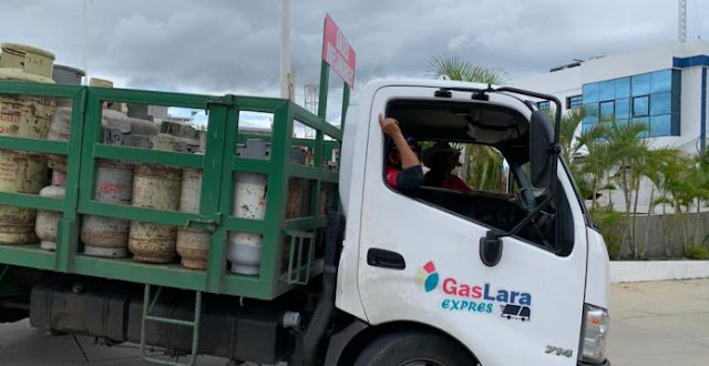PRECIOS DE GAS LARA SE QUEDAN EN BARQUISIMETO