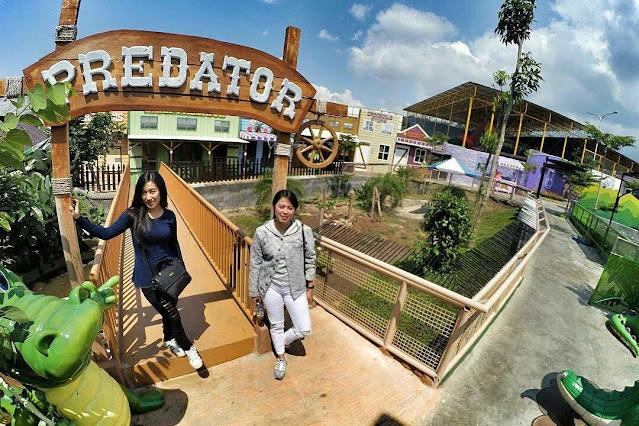 Predator Fun Park Batu Malang, Tempat Wisata Keluarga