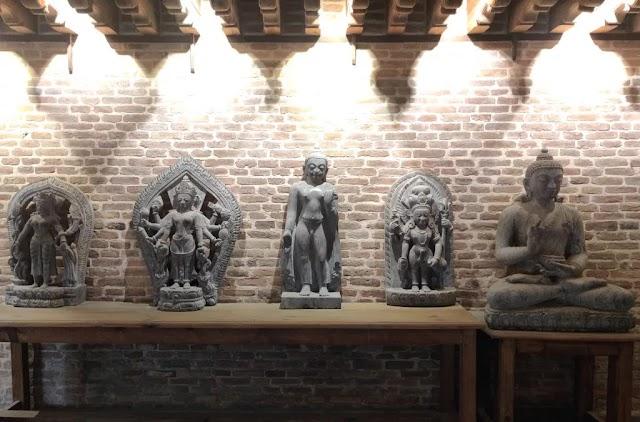 Nepal Stolen  Historic Idols