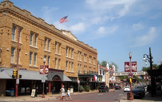 Have Retirement Will Travel Sightseeing In Ft Worth And