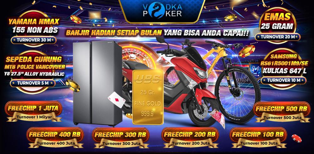 VODKAPOKER | AGEN POKER ONLINE INDONESIA TERPERCAYA