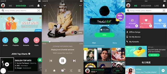 JOOX - Aplikasi Streaming Musik Android Gratis